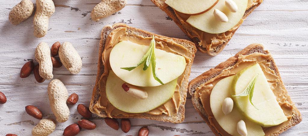 Beneficios de los cacahuetes