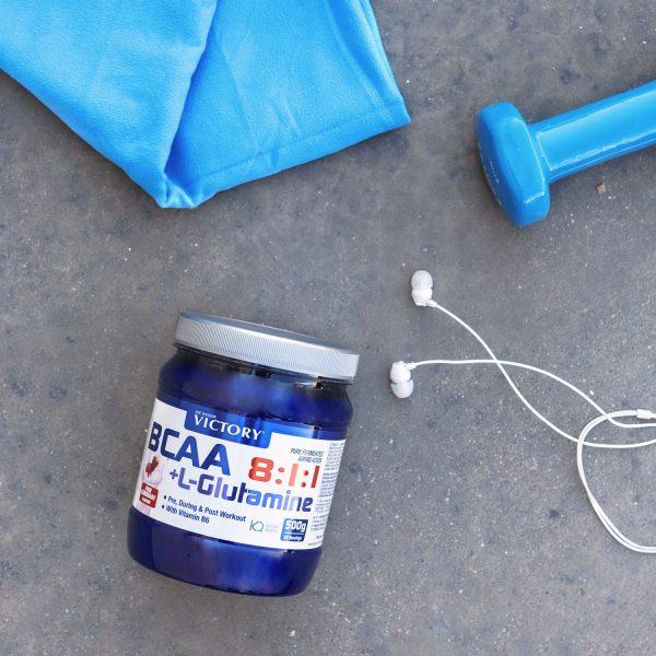 BCAA L-Glutamine