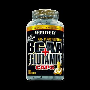 BCAA L-Glutamine caps