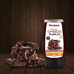 Sirope cero Choco Syrup beneficios