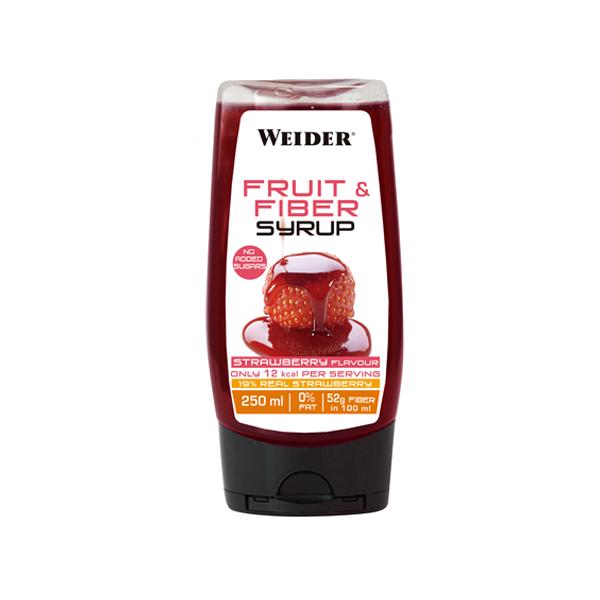 sirope fresa weider