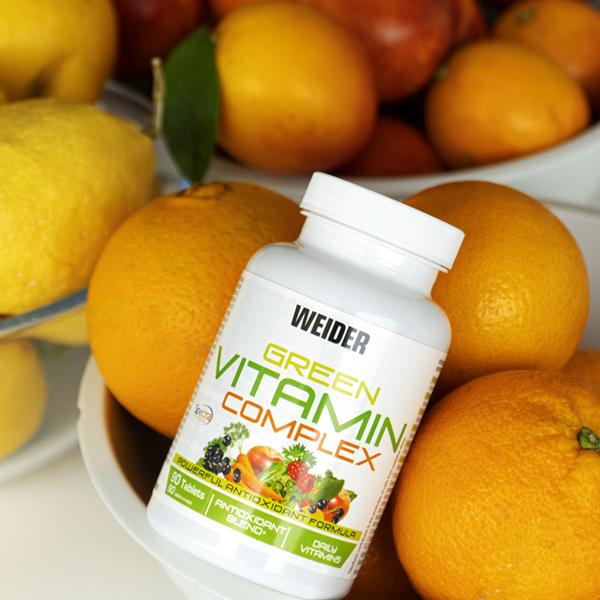 vitamienas weider
