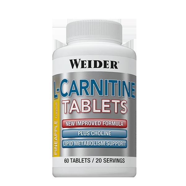 l cartinina tablets