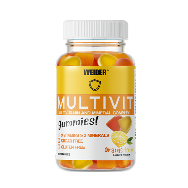 Multivit-gummies
