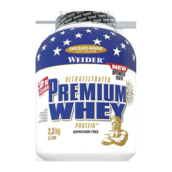 premium whey chocolate
