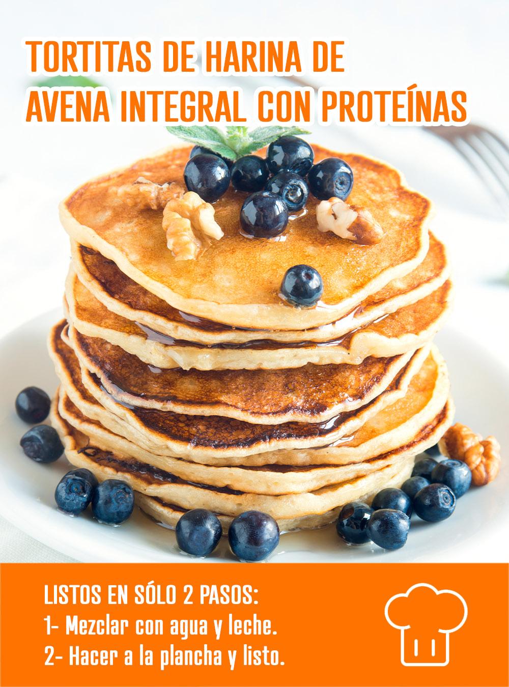 Protein Pancake Mix 600g WEIDER® Canary Sport