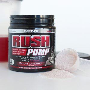 Rush Pump suplemento