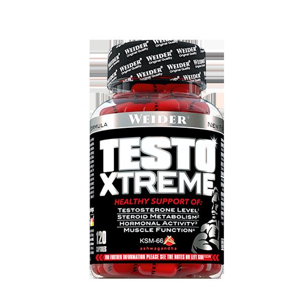 Suplemento Testo Xtreme
