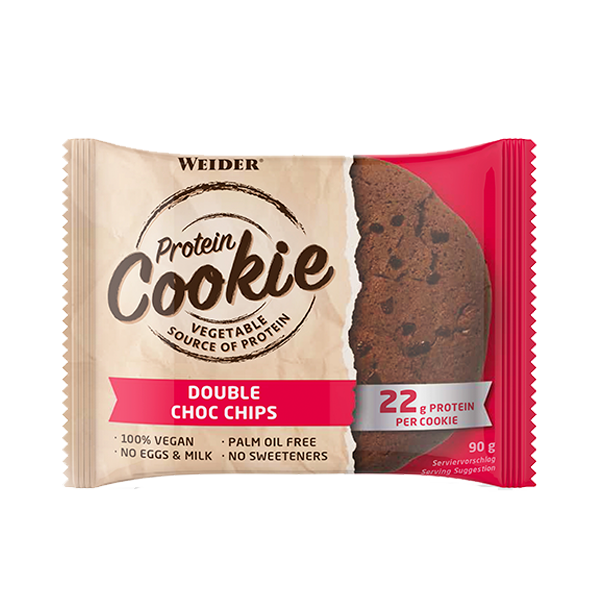 protein cookie doble chocolate