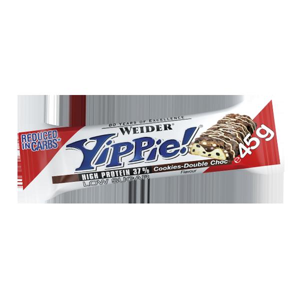 yippie bar cookies doublechoc