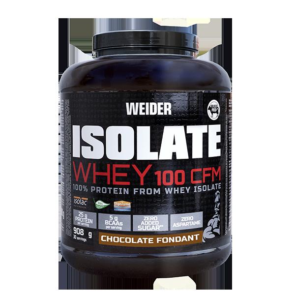 isolate whey chocolate
