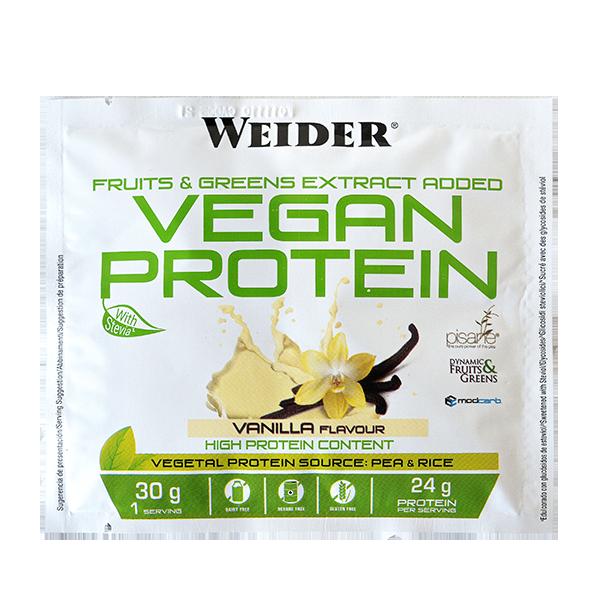 proteina vegana vainilla