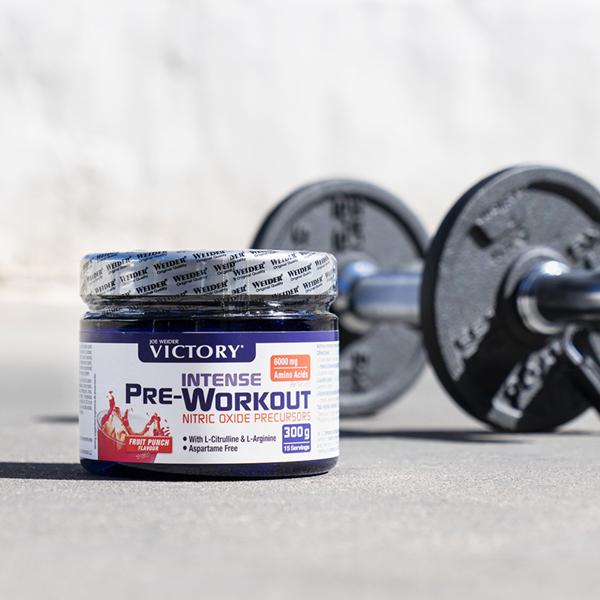 intensive pre workout