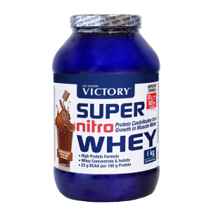 super nitro whey chocolate