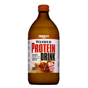 bebida proteina chocolate
