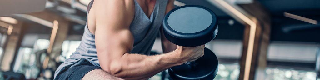 Desarrollo muscular para deportistas veganos