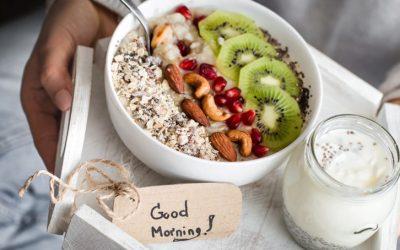 Desayunos veganos