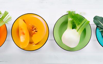 Guía para aumentar el consumo de verduras