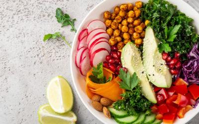 6 recetas rápidas y completas para dietas veganas